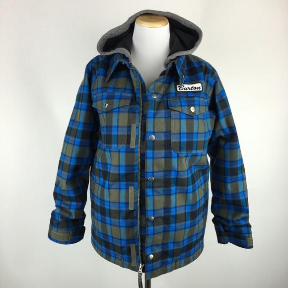 64a9cef2d622 Burton Jackets   Coats